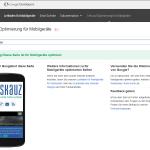 Großartig! Diese Seite ist für Mobilgeräte optimiert.